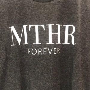 Mthr Canvas T-shirt